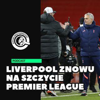 Liverpool znowu na szczycie Premier League