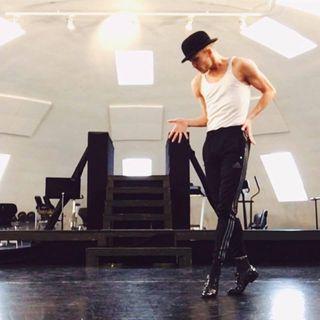 Art Talks About Dancing: Lasse Dyg
