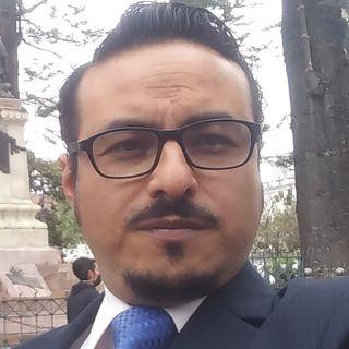 El candidato: Marcelo Bajaña, Ecuatoriano Unido