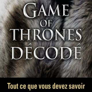 Spécial Game Of Thrones | INTERVIEW D'AVA CAHEN