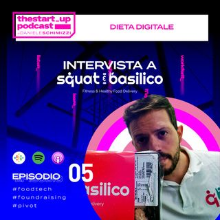 Episodio 5 | Dieta digitale - Intervista a Squat e Basilico