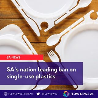 South Australia's revolutionary ban on single-use plastics