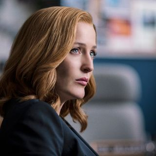 264. Patron Roundtable #3: Gillian Anderson