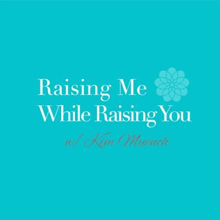 Key Domingo on Episode 1 of Becoming Me While Raising You
