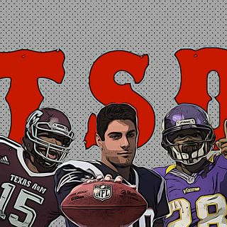 Jimmy G to Browns? Adrian Peterson to Patriots? | TSD Podcast #43