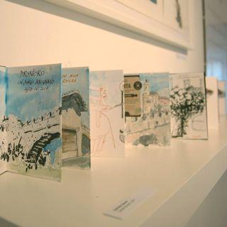 Taccuini da viaggio in mostra: intervista ad Ivana Mulatero