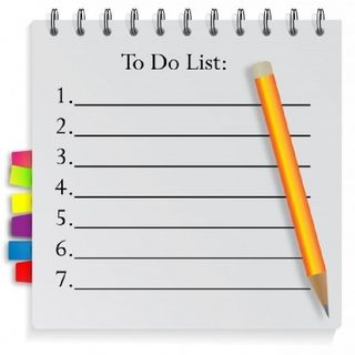 To Do List - Morning Manna #2685