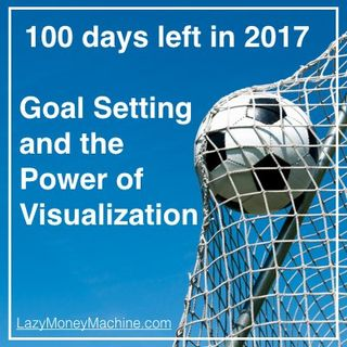 4: Goal setting vs Visualisation