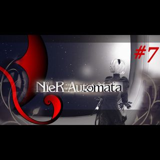 NieR:Automata [ep.0007] seconda parte - Side Quest Jackass e Ragazza Smarrita - Gameplay Walkthrough