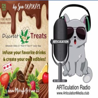ARTiculation Radio — CBD EDIBLES & INFUSIONS HOU