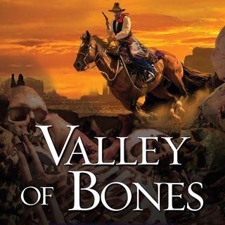 Book - Valley of Bones (Dusty Richards)