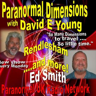 Paranormal Dimensions - Ed Smith - 021521