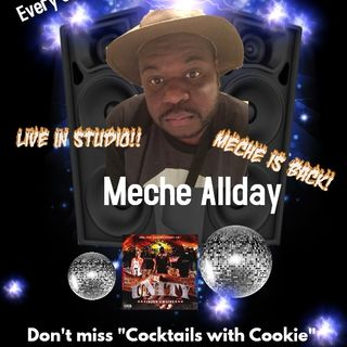 Slow Ride R&B Night our guest is Meche All Day 07/30/17