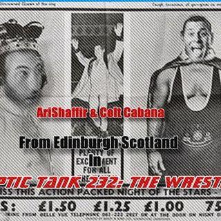#232: The Wrestler (@ColtCabana)