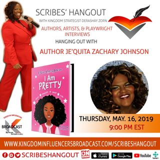 Scribes Hangout Welcomes Author JeQuita Johnson