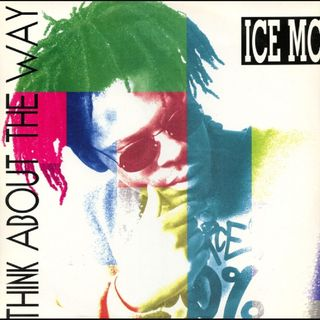 "ICE MC Feat. Alexia THINK ABOUT THE WAY - 12"" EXTENDED VERSION -"