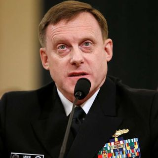The SpyCast Conversation with Adm. Mike Rogers