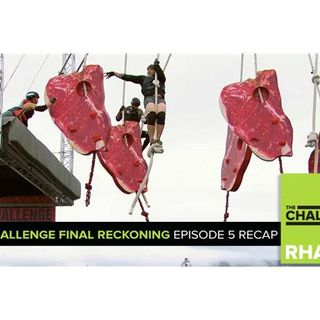 MTV Reality RHAPup | The Challenge Final Reckoning Episode 5 Recap Podcast