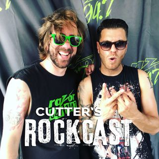Rockcast Live at Rock USA - Spencer Charnas of Ice Nine Kills