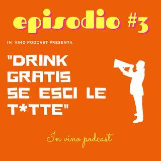 DRINK GRATIS SE ESCI LE TETTE : il caso The Social Chupiteria