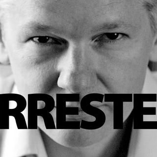 Julian Assange Arrested +