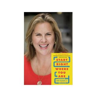 Start Right Where You Are with Author, Sam Bennett