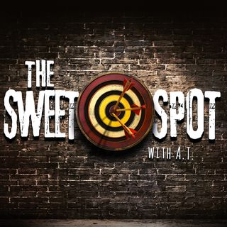 The Sweet Spot with A.T. podcast (April 19)