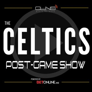 POSTGAME: CELTICS vs. Rockets | Dec. 27 | Kyrie Irving | James Harden