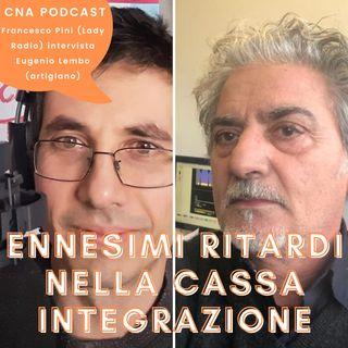 Eugenio Lembo ai microfoni di Francesco Pini per Lady radio