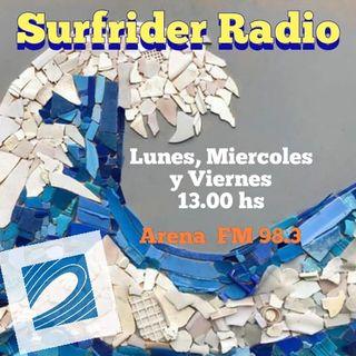 Surfrider Radio Programa 112 del 5to ciclo (27 de Noviembre)