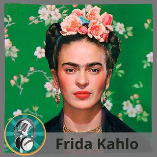 Alba Mérida con Frida Kahlo