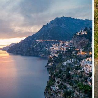 La passeggiata più bella del mondo nel cuore della Costiera Amalfitana