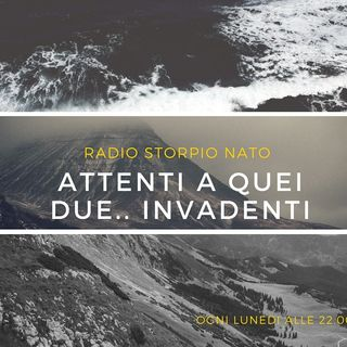 Attenti A Quei Due... Invadenti #hodettoaddio