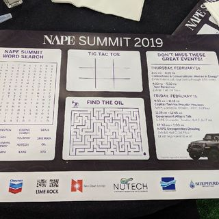 NAPE 2019 - Lunch