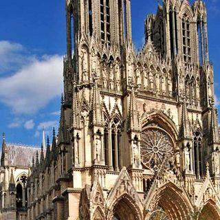 65 - Reims e la sua cattedrale