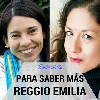 Para saber más de Reggio Emilia
