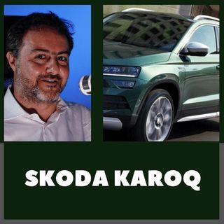 S1| Episodio 8: Skoda Karoq M.Y. 2019, rimetti a posto quei sedili!