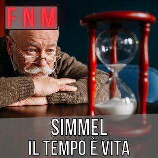 SIMMEL: il tempo è vita