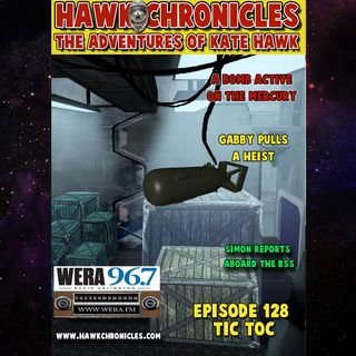 "Episode 128 Hawk Chronicles ""Tic Toc"""