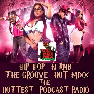 HOT MIXX THE GRoove RADIO Tuesday Evening Party SHOW