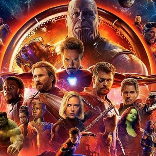 Avengers: Infinity War 2014-04-26