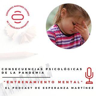 043. Consecuencias psicológicas de la pandemia - Solúcar Radio
