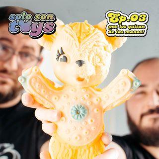 SE01 EP03 - ¡me los quitan de las manos!