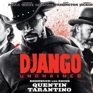 DJANGO UNCHAINED de Quentin Tarantino / CinéMaRadio
