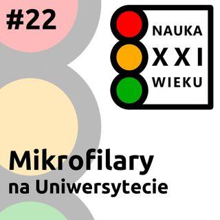 Mikrofilary na Uniwersytecie