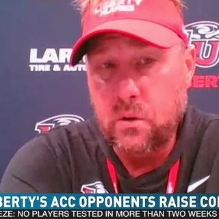 Why it's No Surprise Liberty football coach Huge Freeze has Covid (+ his Dubious Past), and CFB's Contradictions Imploding