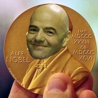 2x06 - Infantino Premio Nobel per la Pace