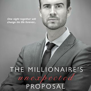 Strings attached: The Millionaire's Unexpected Proposal! INTERVIEW