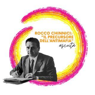 """Rocco Chinnici """"il precursore dell'antimafia"""""""