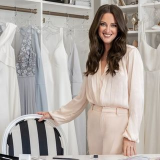 Celebrity and #BridalStylist Micaela Erlanger shares tips for couples on #ConversationsLIVE
